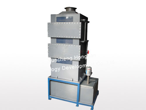 chrome dust collector